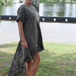 Dress Ruffle Army