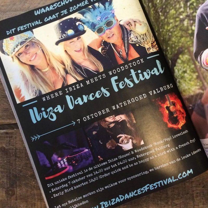 ibiza dances festival 7 oktober