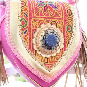 world family ibiza caramelo bag pink