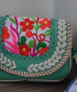 world family ibiza popy bag turq-001