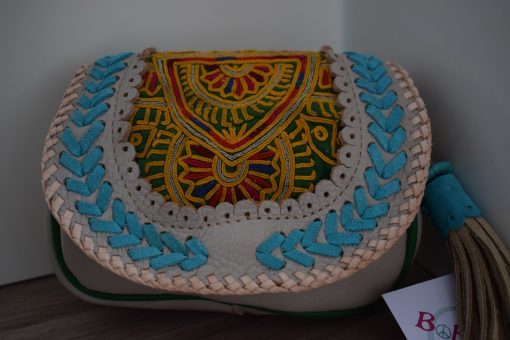 world family ibiza popy wallet crreme turq-006